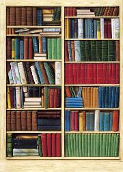 Poster para pared - Bibliotheque Marcos y Cuadros