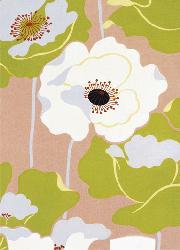 Poster para pared - Poppies on silk Marcos y Cuadros