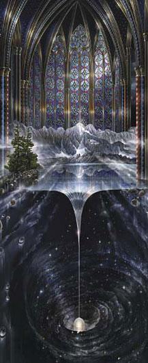 Poster para pared -Genesis