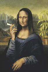 Poster - Mona Enmarcado de cuadros