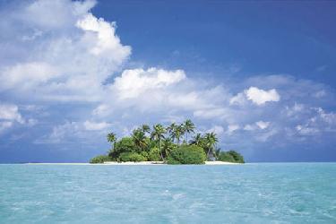 Poster - Treasure island Enmarcado de cuadros
