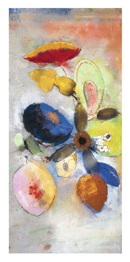 Enmarcado de cuadros laminas flores lamina fleurs flores for Enmarcado de cuadros precios