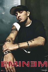 Poster - Eminem Enmarcado de cuadros