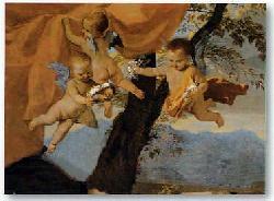 Lamina - Die Heilige familie Enmarcado de laminas