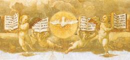 Lamina - Disputa dell eucaristia Enmarcado de laminas