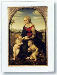 Lamina - Madonna col bambino Enmarcado de laminas