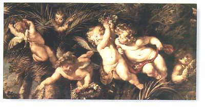 Lamina - SS Domitilla , Nereo e Achilleo Enmarcado de laminas