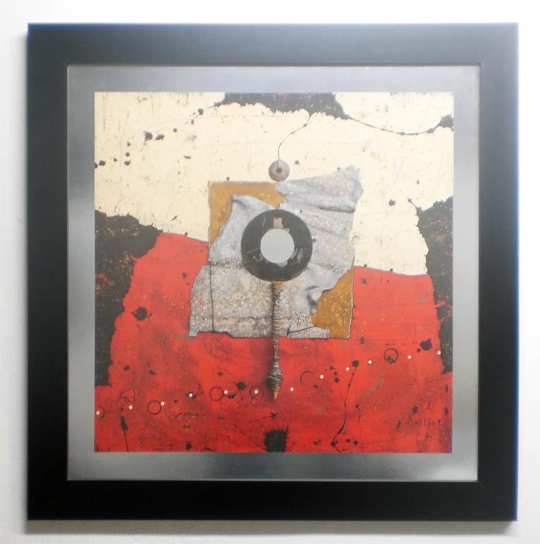 Enmarcado de cuadros cuadros cuadro abstracto quest - Enmarcado de cuadros ...