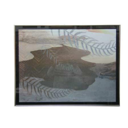 Enmarcado de laminas cuadros cuadro leaf y back for Enmarcado de cuadros precios