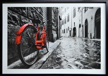 CUADRO BICI BYN COLOR 53691 Enmarcado de cuadros