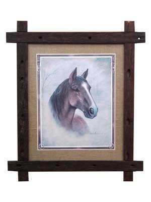Marcos y cuadros cuadros cuadro horse - Marcos cuadros baratos ...