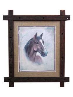 Cuadro - Horse Enmarcado de cuadros