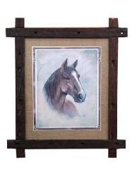 Cuadro - Horse (discontinuado) Enmarcado de laminas