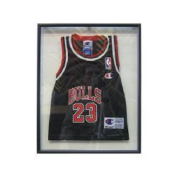 Enmarcado de Camiseta de Chicago Bulls Enmarcado de laminas