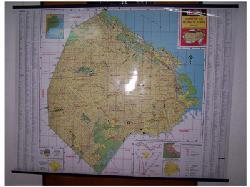 Mapa - Ciudad de Buenos Aires Marcos y Cuadros