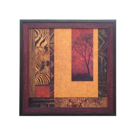 Enmarcado de cuadros cuadros cuadro cebras - Enmarcado de cuadros ...