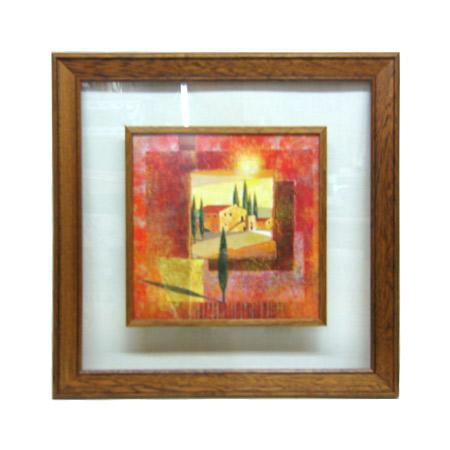 Enmarcado de cuadros cuadros cuadro toscana iv - Enmarcado de cuadros ...