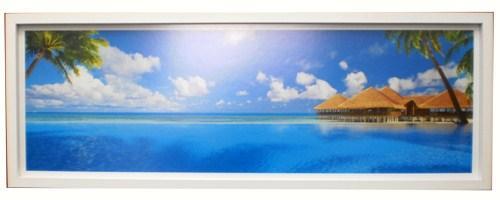 Cuadro Foto Velavura Islas Maldivas Marcos y Cuadros