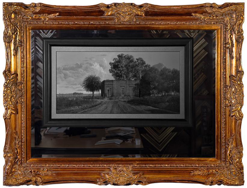 Enmarcado de cuadros espejos espejo biselado oferta for Enmarcado de cuadros precios