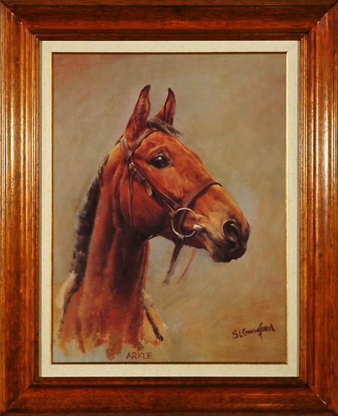 Enmarcado de laminas cuadros cuadro arkle for Enmarcado de cuadros precios