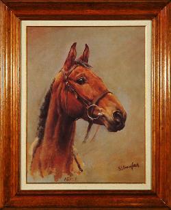 Cuadro - Arkle Enmarcado de cuadros