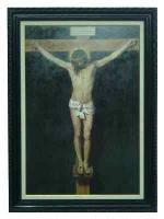 Enmarcado de lamina de Cristo Enmarcado de cuadros