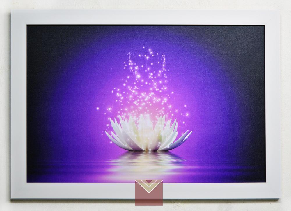 Enmarcado de cuadros Cuadros Flores, Cuadro canvas con marco, Flores