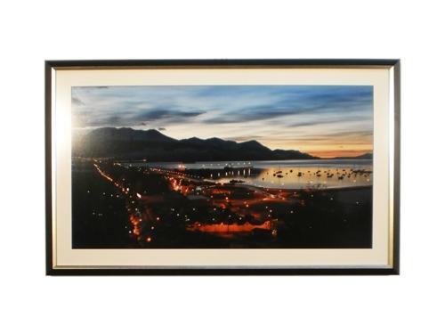 Enmarcado de cuadros cuadros cuadro ushuaia for Enmarcado de cuadros precios