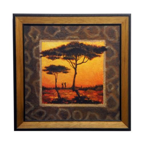 Enmarcado de cuadros cuadros cuadro serengeti ii for Enmarcado de cuadros precios