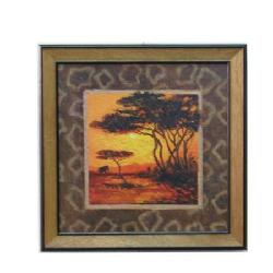 Cuadro - Serengeti Enmarcado de cuadros