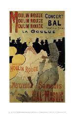 Toulouse-Lautrec  Enmarcado de laminas