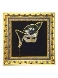 Enmarcado de Mascara Veneciana Enmarcado de laminas