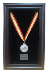 Enmarcado de Medalla I Enmarcado de cuadros