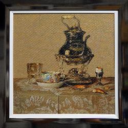 CUADRO NATURALEZA MUERTA COD 2244 Enmarcado de cuadros