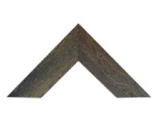 Chata 6 cm rustica cedro moro Marcos y Cuadros