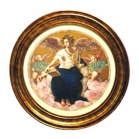 Enmarcado de cuadros cuadros renacimiento cuadro angel - Enmarcado de cuadros ...