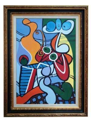 Enmarcado de cuadros taller de enmarcado 04 oleos for Enmarcado de cuadros precios