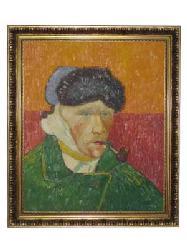Enmarcado de Replica Van Gogh Enmarcado de laminas