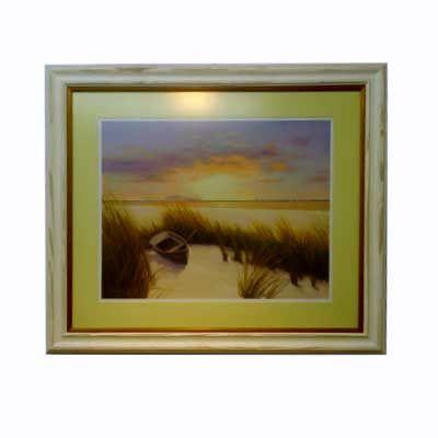 Marcos y cuadros cuadros cuadro beach hideway - Marcos cuadros baratos ...
