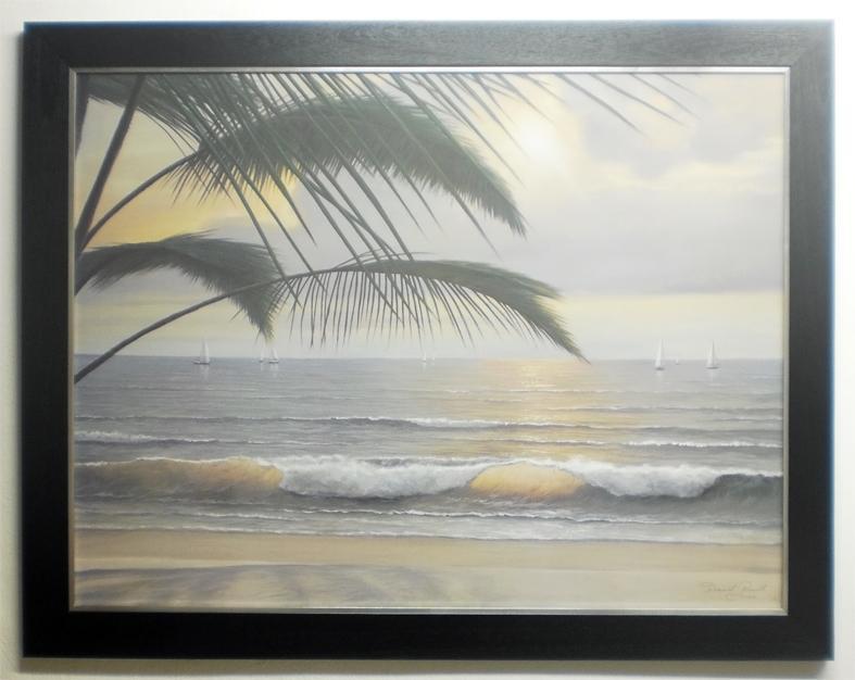 Enmarcado de cuadros cuadros cuadro con lamina de diane - Enmarcado de cuadros ...