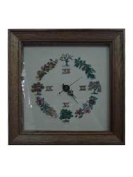 Enmarcado Tapiz Reloj Marcos y Cuadros