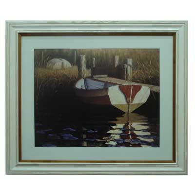 Enmarcado de cuadros cuadros paisajes cuadro the river - Enmarcado de cuadros ...