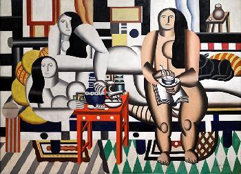 Tres Mujeres Enmarcado de cuadros