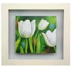 Cuadro - Tulipani in fiori Enmarcado de laminas