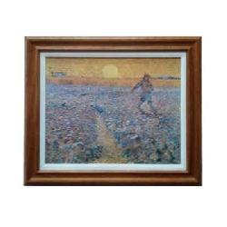 Cuadro - El sembrador Enmarcado de laminas
