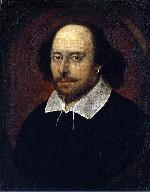 William Shakespeare Enmarcado de laminas