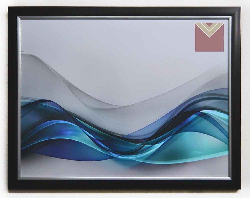 Marcos y Cuadros Cuadros Abstractos, Cuadro lámina abstracta, Abstractos