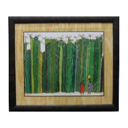Cuadro - Palm Trees Marcos y Cuadros