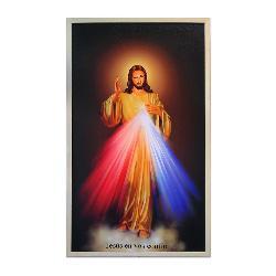 Cuadro Jesus en vos confio Marcos y Cuadros