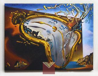 Canvas en bastidor, Dali Enmarcado de laminas